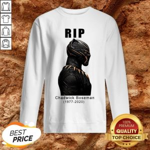 Wakanda Forever After Black Pather Star Dies At 43 Sweatshirt