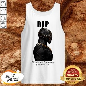 Wakanda Forever After Black Pather Star Dies At 43 Tank Top