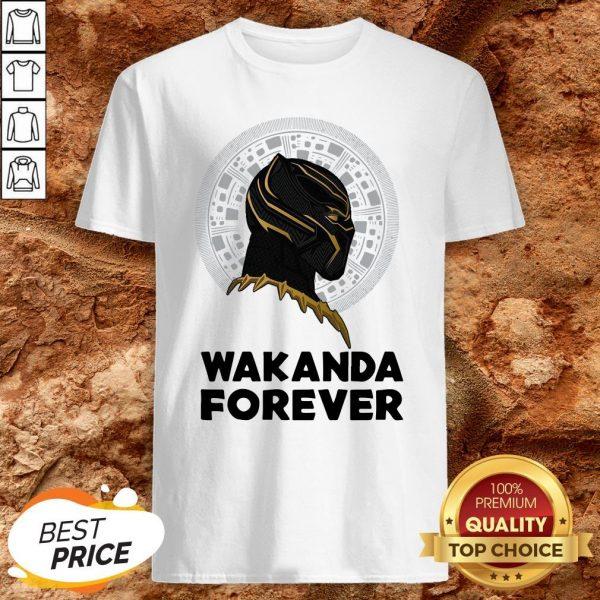 Black Panther Wakanda For The Memories Signature ShirtBlack Panther Wakanda For The Memories Signature Shirt