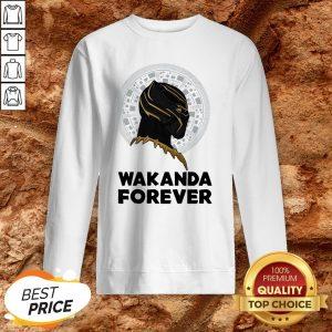 Black Panther Wakanda For The Memories Signature Sweatshirt