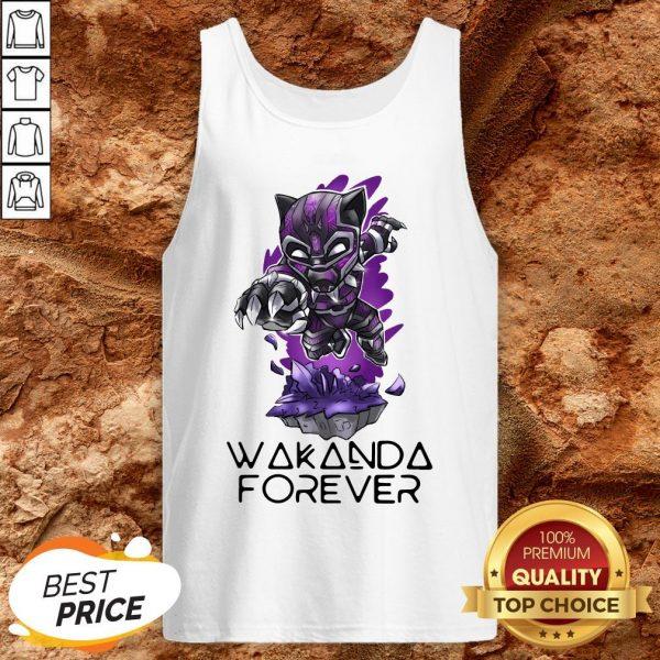 Chadwick Boseman Wakanda Forever 1977 2020 Tank Top