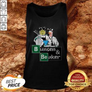 Hot Bunsen And Beaker Breaking Tank TopHot Bunsen And Beaker Breaking Tank Top