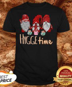 Hot Christmas Gnomes Hygge Coffee Shirt