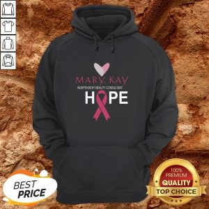 Mary Kay Independent Beauty Consultant Hope Hoodie