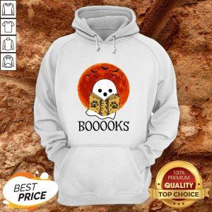 Nice Booooks Halloween Hoodie