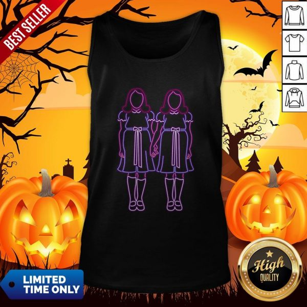 Official The Shining Halloween Day Tank Top