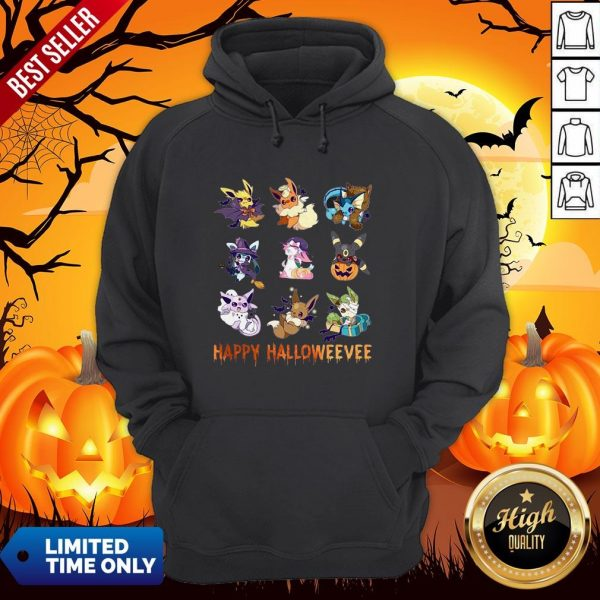 Pokemon Pikachu Happy Halloween Hoodie