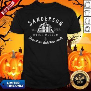 Sanderson Witch Museum Halloween Shirt