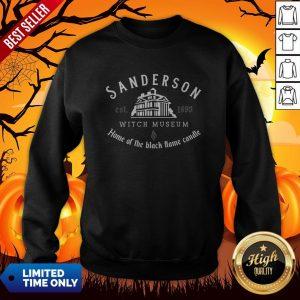 Sanderson Witch Museum Halloween Sweatshirt