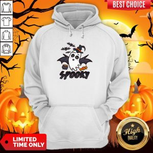 Spooky Halloween Tee Shirt 2019 Mens Jersey Hoodie