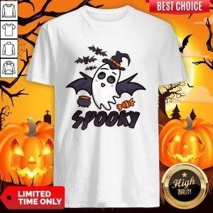 Spooky Halloween Tee Shirt 2019 Mens Jersey Shirt