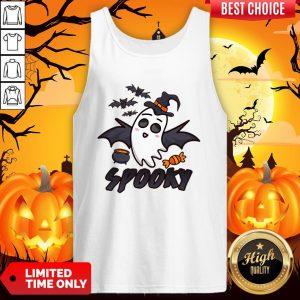 Spooky Halloween Tee Shirt 2019 Mens Jersey Tank Top