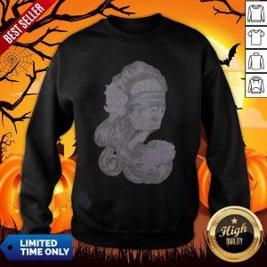 Sweet Sugar Skulls Dia De Los Muertos Day Of The Dead Sweatshirt