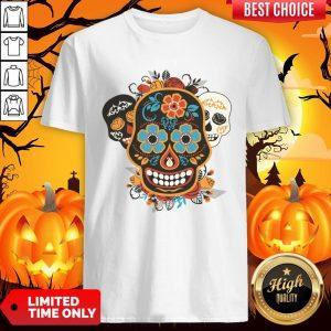 Talking Sugar Skulls Dia De Muertos Day Of The Dead Shirt