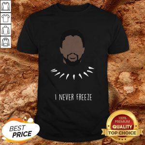 Wakanda King Panther Chadwick Boseman 1977 2020 Signature Shirt