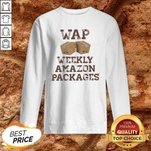 Wap Weekly Amazon Packages Sweatshirt