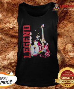Eddie Van Halen Legend Tank Top