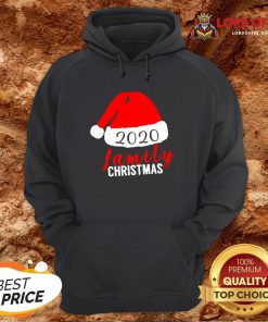 Funny Hat 2020 Family Christmas Hoodie Design By Lordoftee.com