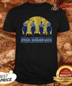 Funny THE FOUR HORSEMEN Vintage Shirt Design By Lordoftee.com