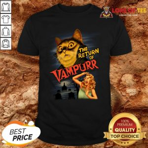 Funny The Return Of Vampurr Shirt Design By Lordoftee.com