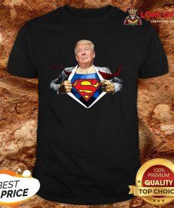 Good Trump Superman Shirt Design By Lordoftee.com