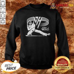 Good Van Halen Signature Sweatshirt Design By Lordoftee.com