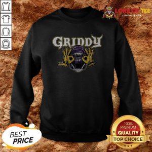 Nice Griddy Minnesota Football Sweatshirt