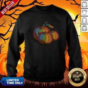 Official Pumpkins LGBT Halloween Sweatshirt