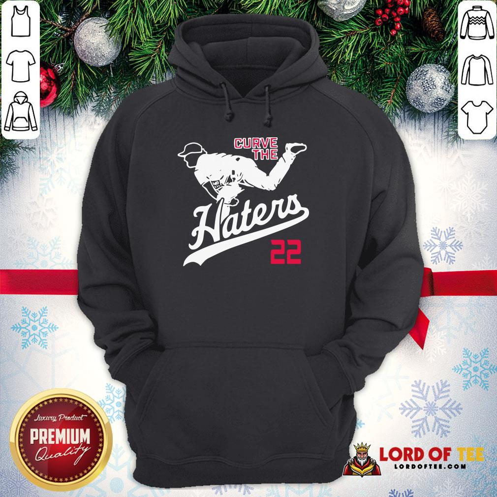 Curve The Haters 22 Hoodie