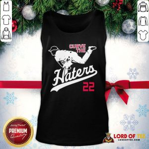 Curve The Haters 22 Tank Top