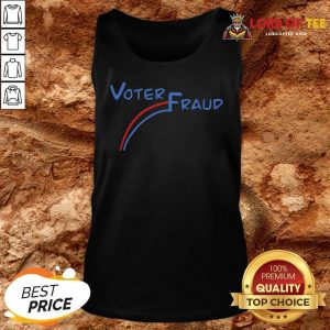 Cute Election Voter Fraud 46 Tank Top