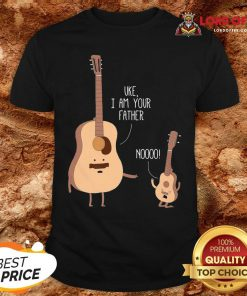 Cute Uke I Am Your Father Noooo Shirt