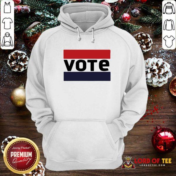 Sarah Hyland Vote Hoodie