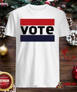 Sarah Hyland Vote Shirt