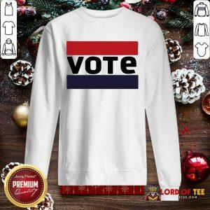 Sarah Hyland Vote SweatShirt