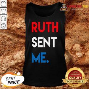 Good Ruth Sent Me Tank Top