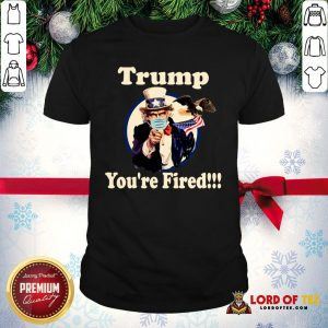 Good Trump You're Fired – Anti-Trump – Biden Won Trump Lost 2020 Shirt
