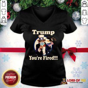 Good Trump You're Fired – Anti-Trump – Biden Won Trump Lost 2020 V-neck