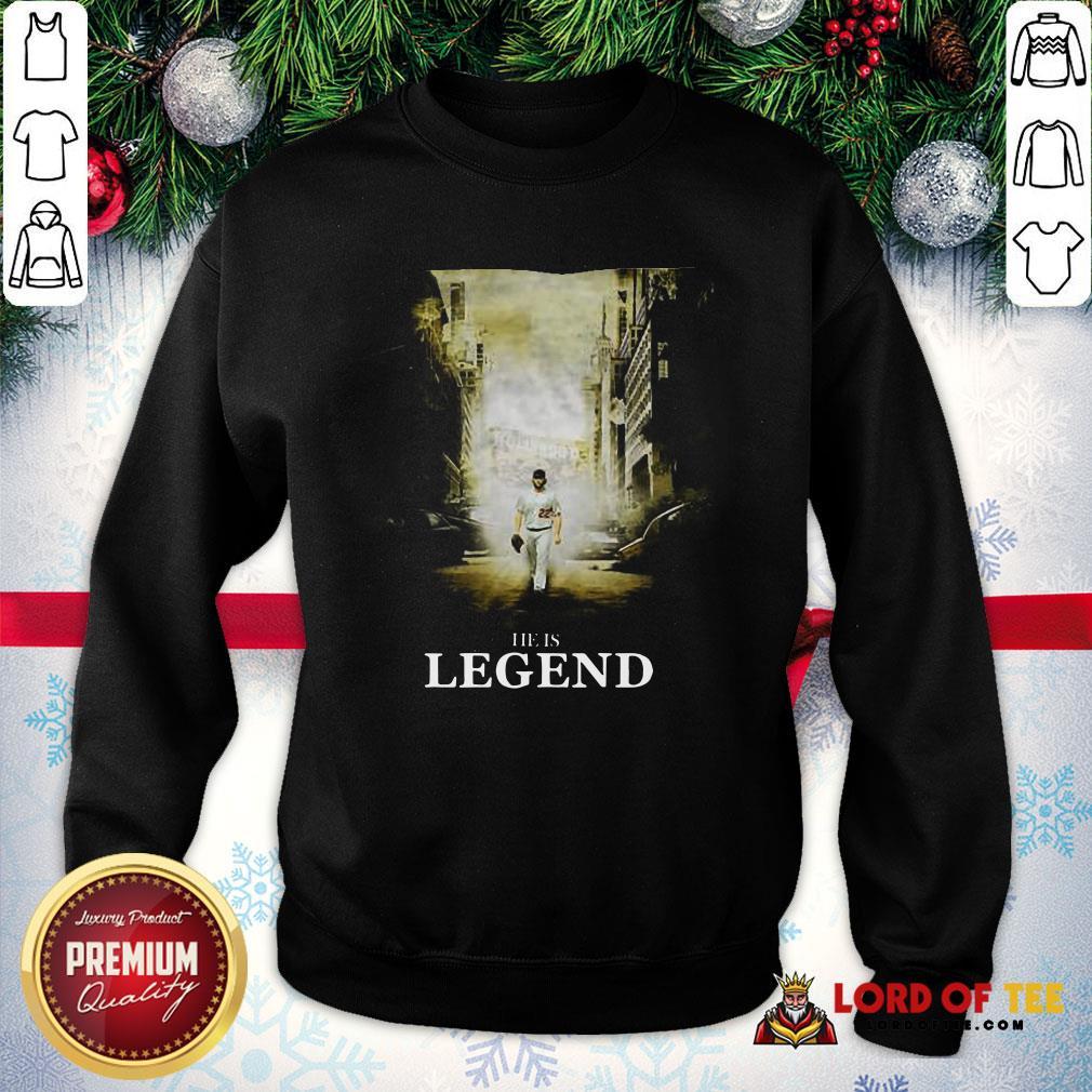 He Is Legend Tee SweatShirt
