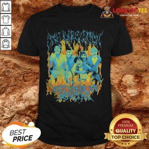 Nice Heavy Metal Direction Shirt