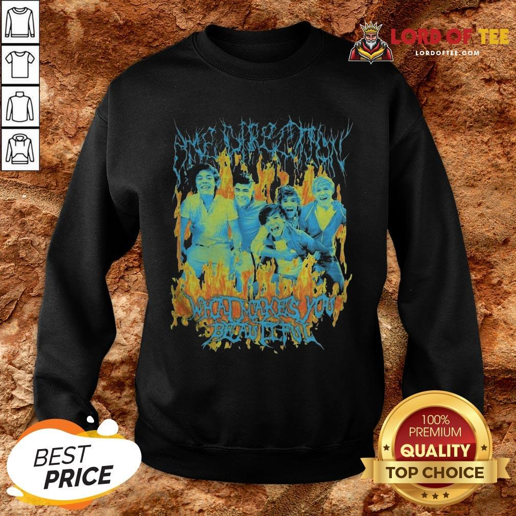 Nice Heavy Metal Direction SweatShirt