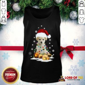 Official Dogs Merry Christmas Ugly Tank Top