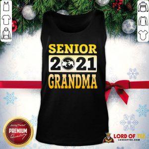 Original Wrestling Senior 2021 Grandma Tank Top