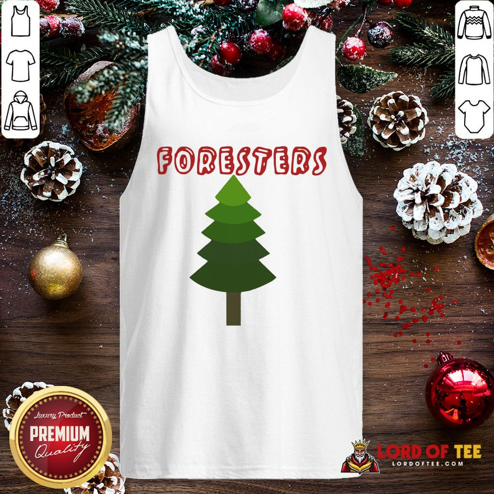 Perfect Foresters Tank Top