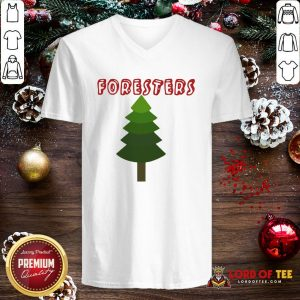 Perfect Foresters V-neck