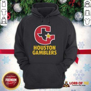 Perfect Houston Gamblers Hoodie