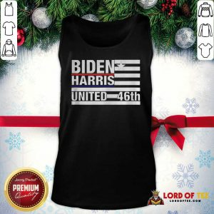 Joe Biden Kamala Harris 2020 46th President Tank Top