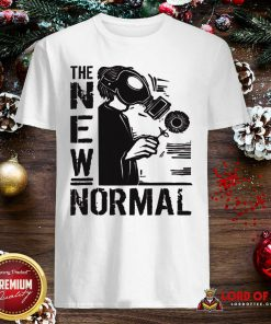 Mask The New Normal Shirt