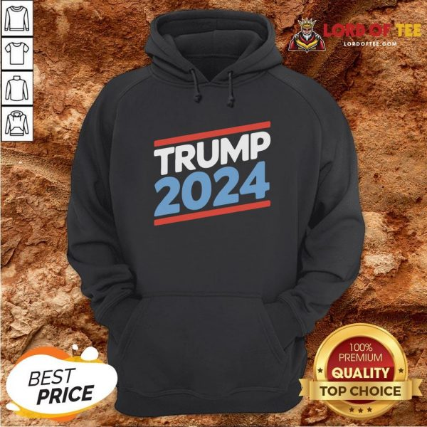 Perfect Trump 2024 Retro Hoodie