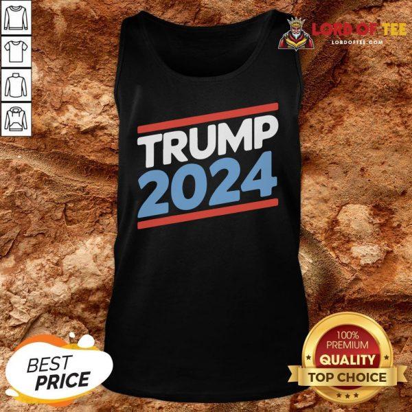 Perfect Trump 2024 Retro Tank Top